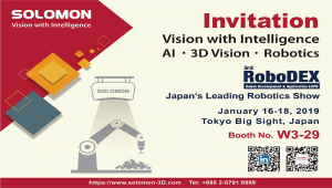 SOLOMON【AI·3D Vision·Robotics】Seminar in Tokyo