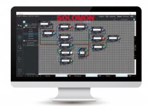 SOLOMON 3D - JustPick智能分揀系統 - 直覺式操作介面