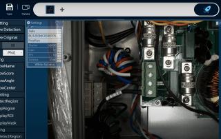 電源供應器內部線材組接檢測解決方案