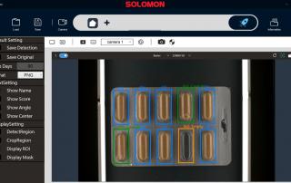 Solvision泡殼瑕疵檢測
