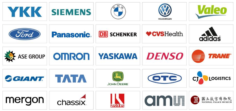 Solomon's Global Customers