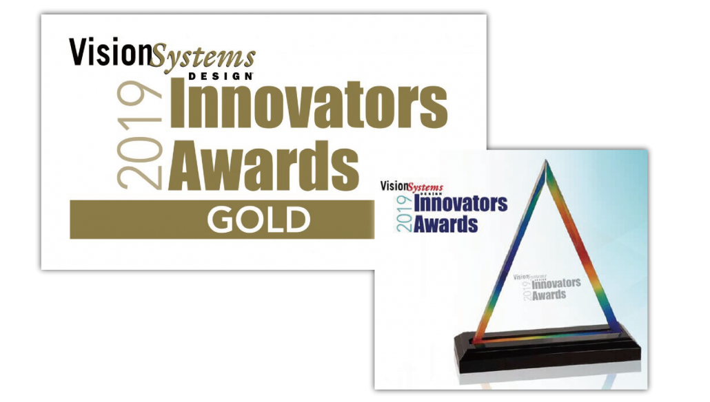 SOLOMON 3D - Vision Systems Design′s 2019 Innovators Awardsfor our AccuPick bin picking solution