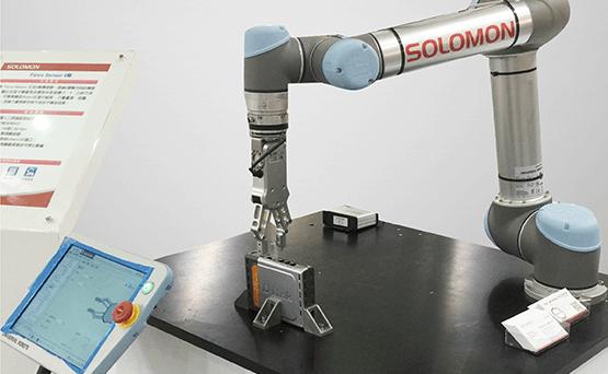 SOLOMON 3D -Solomon VGR/VGM