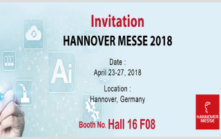 Solomon 3D Vision Launch at 2018 Hannover Messe