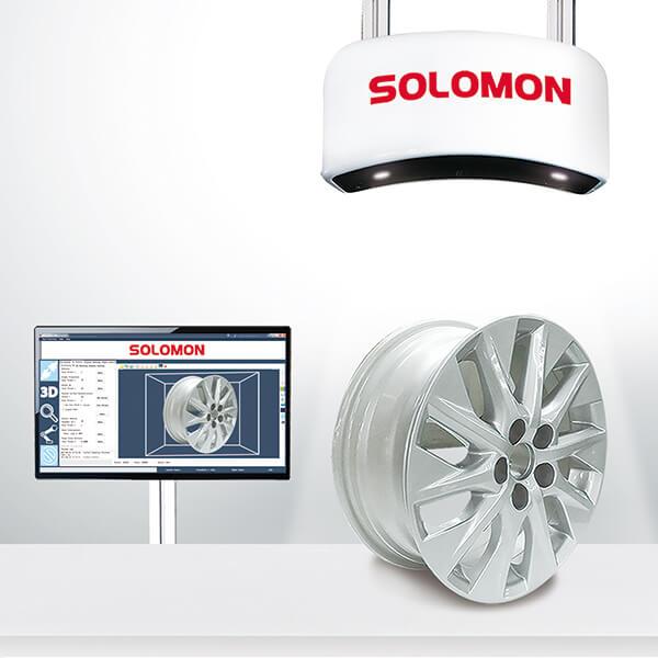Solomon 3D - Scanner