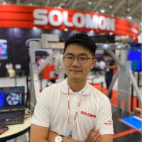 Speakers Henry Chen - The smart pick-and-pack solution for intralogistics applications