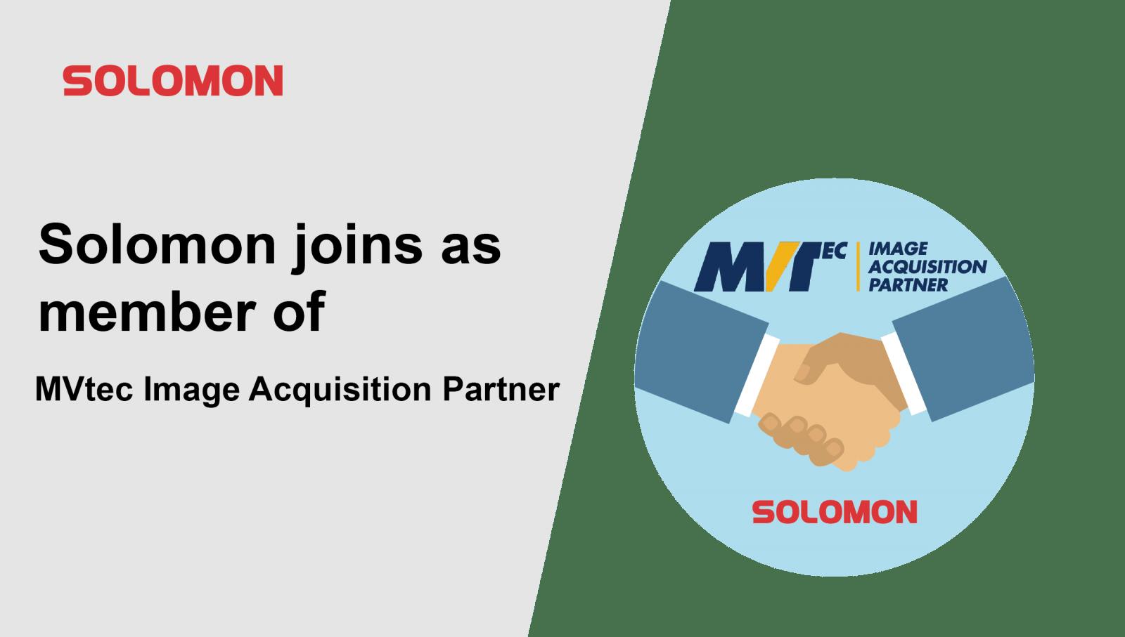 MVtec′s Image Acquisition Partner program.